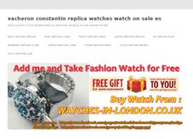 vacheron-constantin-replica-watches.watchonsale.es