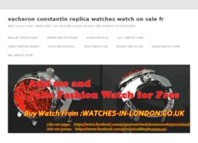 vacheron-constantin-replica-watches.watchonsale.fr