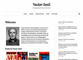 vaclavsmil.com