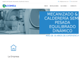 vacomsa.com