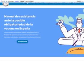 vacunacionlibre.org