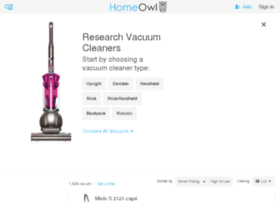vacuum-cleaners.findthebest.com