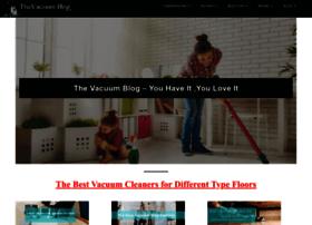 vacuumcleanerblog.com