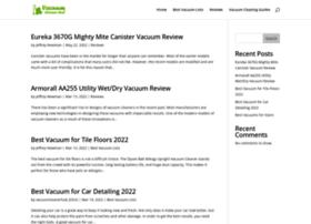 vacuumcleanerhub.com