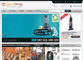 vacuumcleaners.net