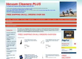 vacuumcleanersplus.com.au