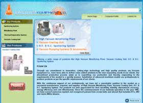 vacuumequipments.com