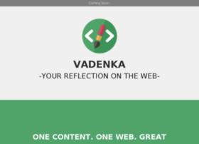vadenka.com