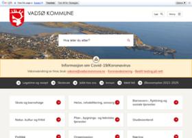vadso.kommune.no