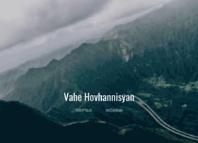 vahehovhannisyan.com