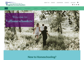 vahomeschoolers.org