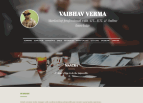 vaibhav.strikingly.com