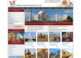 vaibhavindiatourismservices.com