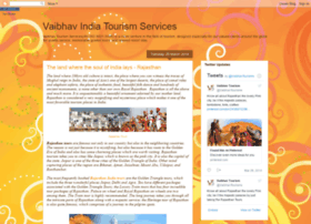vaibhavtourismservices.blogspot.in