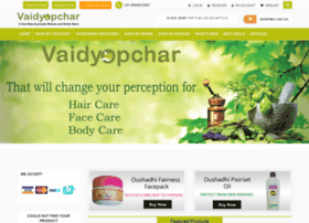 vaidyopchar.com
