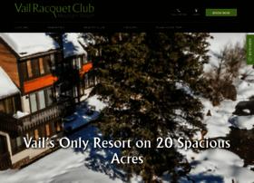 vailracquetclub.com