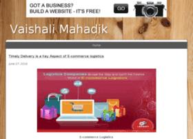 vaishalimahadik.bravesites.com