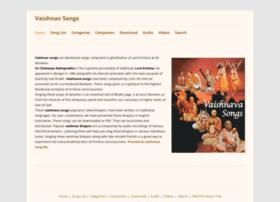 vaishnavasongs.com