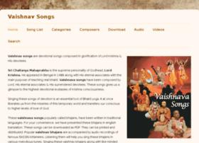 vaishnavsongs.com