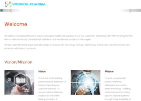 vaishnopharma.com