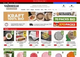vaisselle-jetable-discount.fr