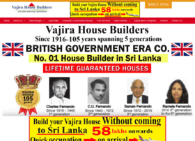 vajira house builders best construction company sri lanka vajira house