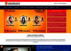 vajiraoinstitute.com