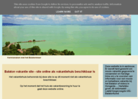 vakantie-balaton.blogspot.hu