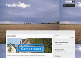 vakantie-kamperland.nl