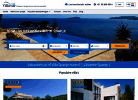 vakantiehuizenspanje.villamar.nl