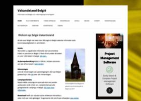 vakantielandbelgie.nl