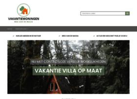 vakantievillaopmaat.nl