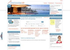 vakantiewoning.com