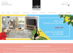 valefurnishers.co.uk