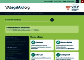 valegalaid.org
