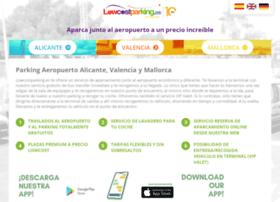 valenciaparking.com