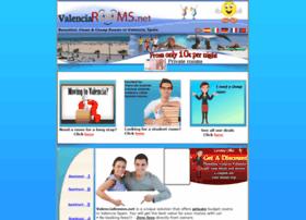 valenciarooms.net