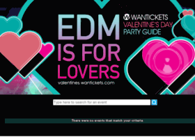 valentines.wantickets.com