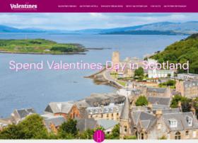 valentinesbreaksscotland.co.uk