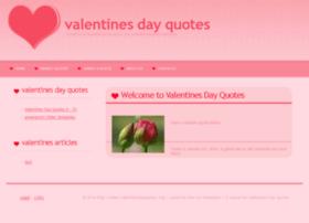 valentinesdayquotes.org