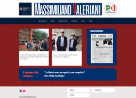 valeriani.info