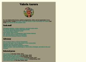 valerieaurora.org
