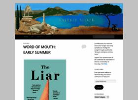 valerieblock.com