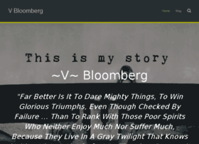 valeriebloomberg.com