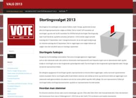 valg-2013.no