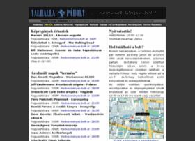 valhalla.kepregeny.net