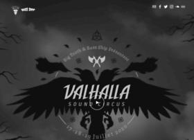 valhallasoundcircus.com