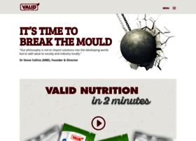 validnutrition.com