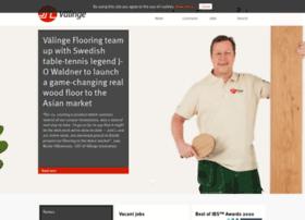 valinge.com