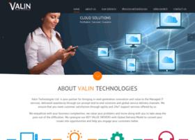 valintechnologies.co.uk